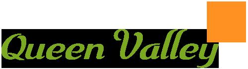 Logo Queen Valley